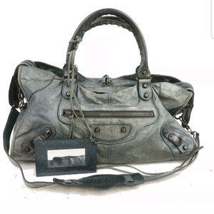 BALENCIAGA Giant Part Time Bag